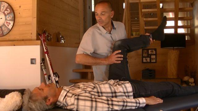 Labo du skieur - morgan petitniot - Arnaud arriaga - kinesiologie