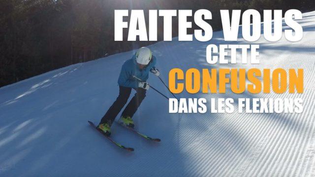 faites vous cette confusion avec les flexion en ski